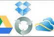 اشتراک گذاری فایل بین فضاهای ذخیره سازی ابری!
